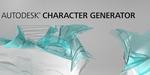 Character Generator, nouvel outil en ligne Autodesk