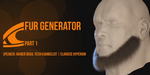 Comment utiliser le Fur Generator de Clarisse