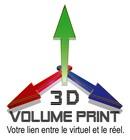 3D volume Print