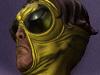Captain Hornet - 3ème place au concours SuperHero Pixologic