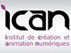 PUBLI-REDAC : ICAN - Institut de Création et d'Animation Numériques
