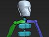 Récupérer des données de motion capture et les convertir en .BIP dans 3ds Max