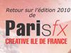 Compte-rendu de ParisFx 2010