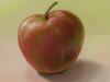 Natural Painting : La Pomme