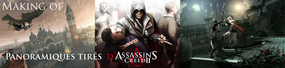 Titre- Assassin's Creed II panoramas
