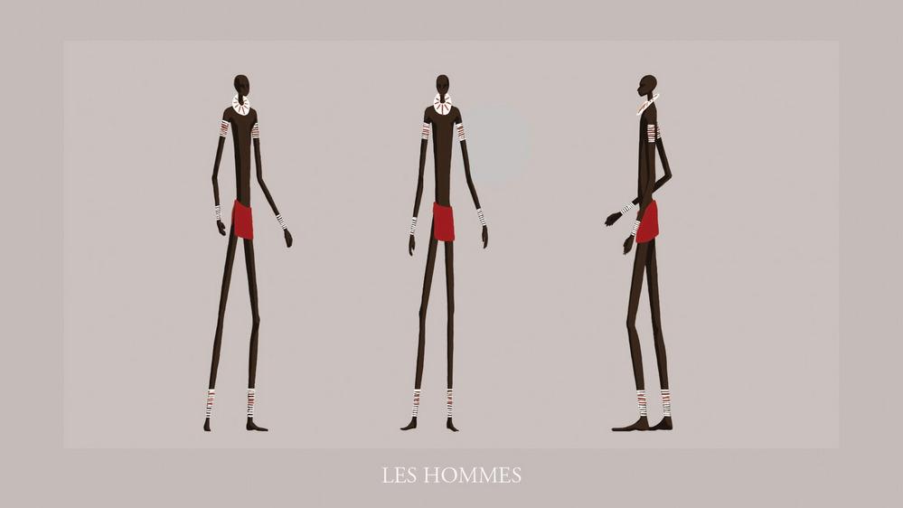 Design hommes