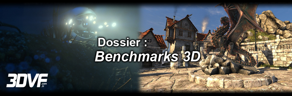 Benchmarks 3D
