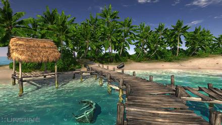 Unigine Tropics