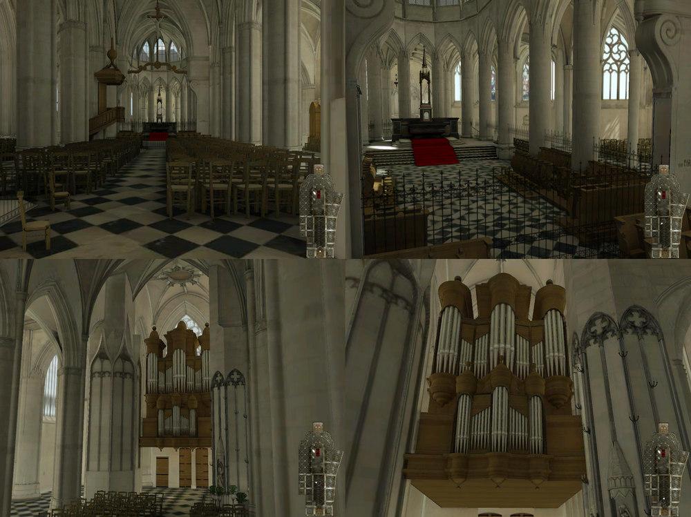 Notre Dame Retrouvée