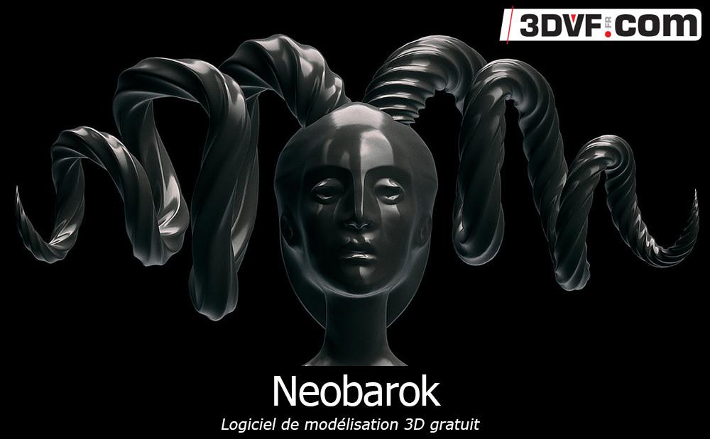 Interview 3dvf neobarok outil de mod lisation 3d for Modelisation 3d gratuit