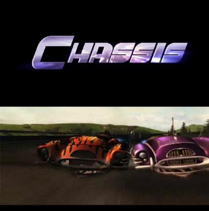 Chassis - PitchViz