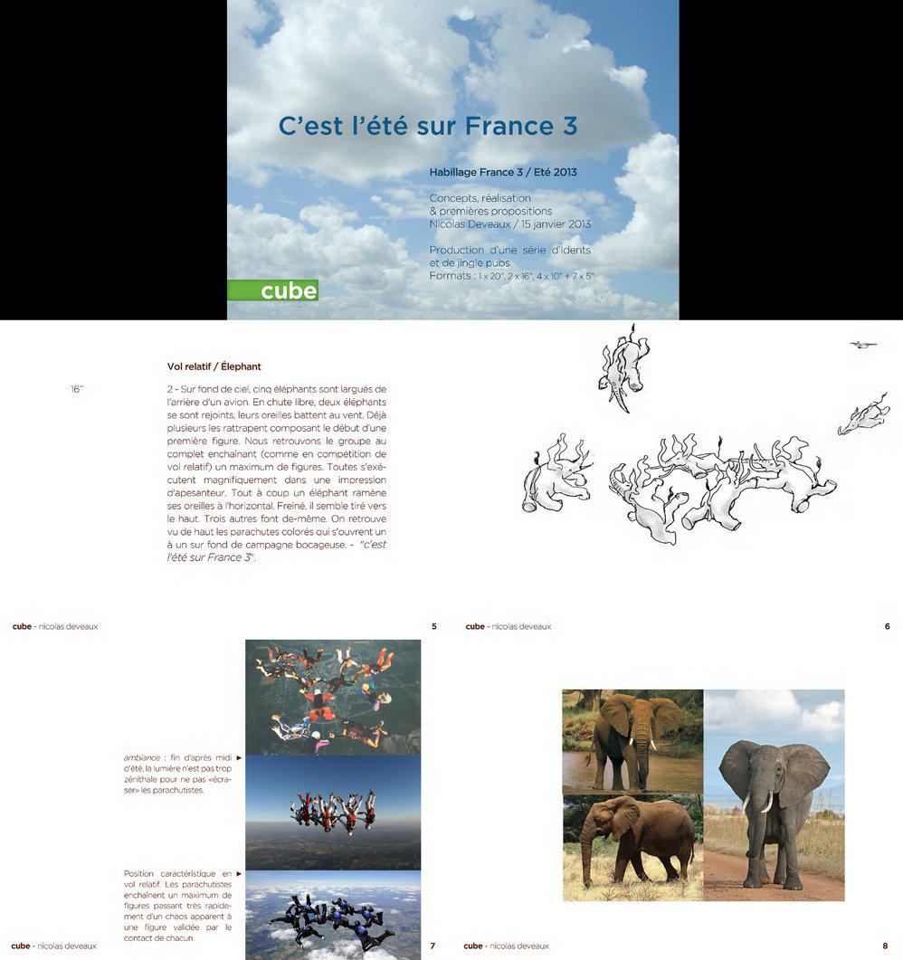 Cube Creative - dossier