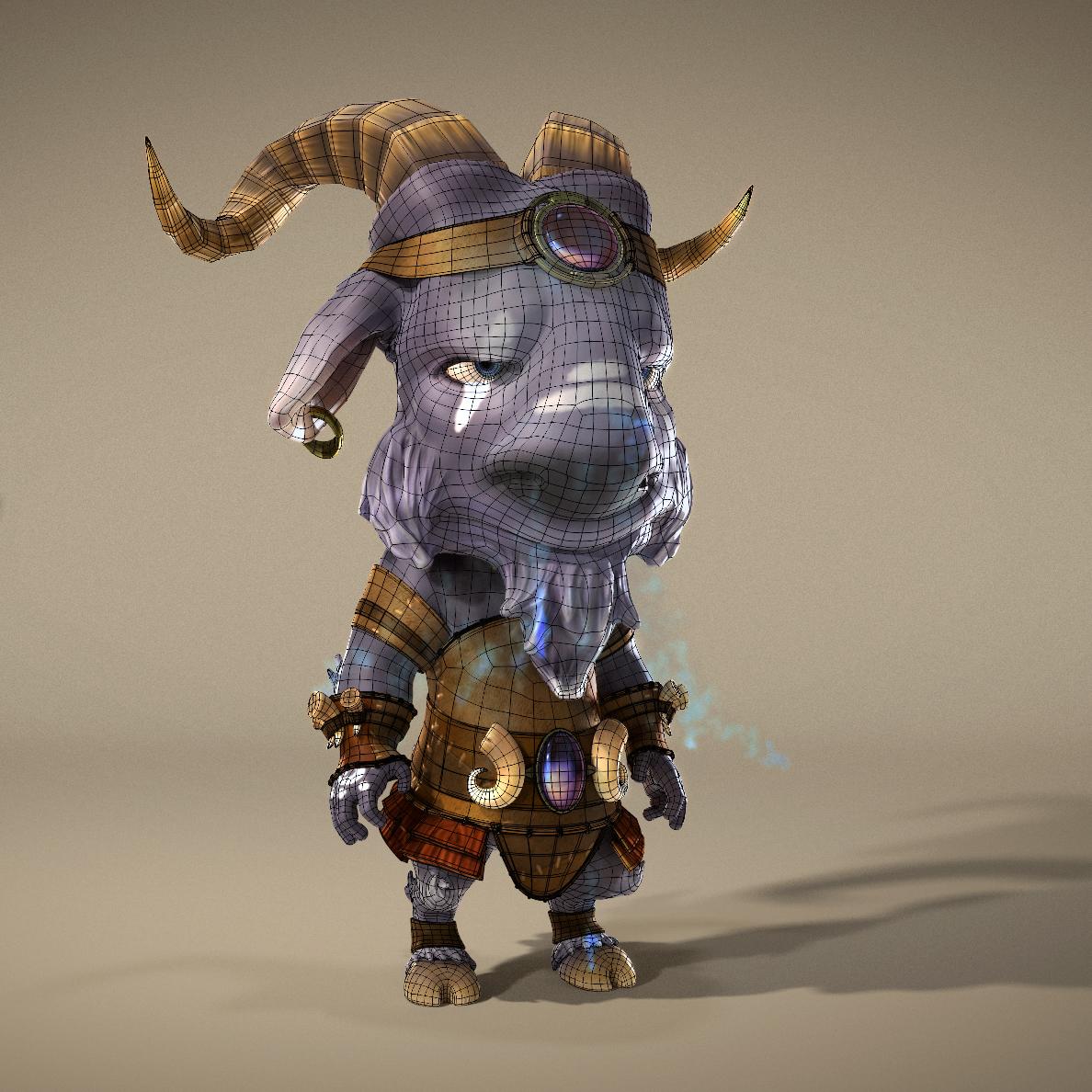 Goat Sorcerer