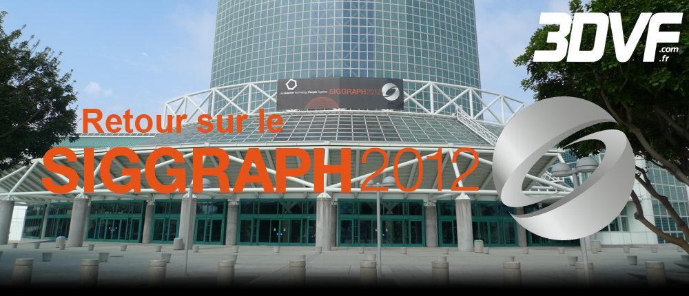 SIGGRAPH 2012