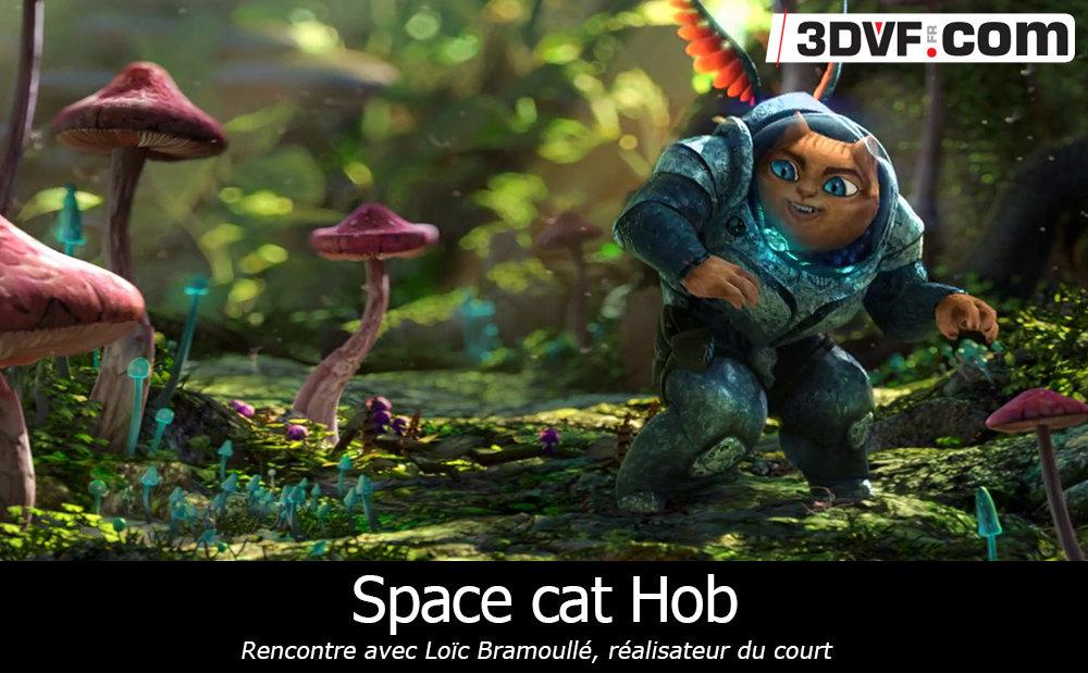 Space cat Hob