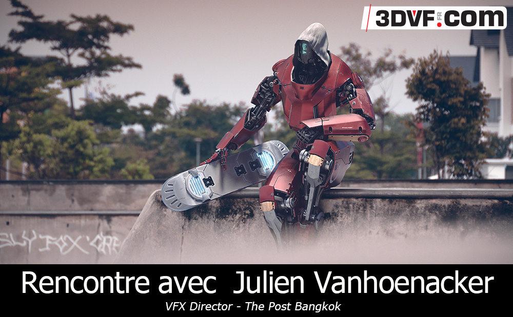 Julien  Vanhoenacker