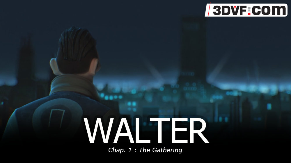 Walter The Gathering