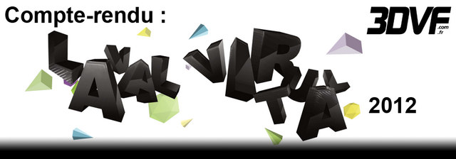 Laval Virtual 2012
