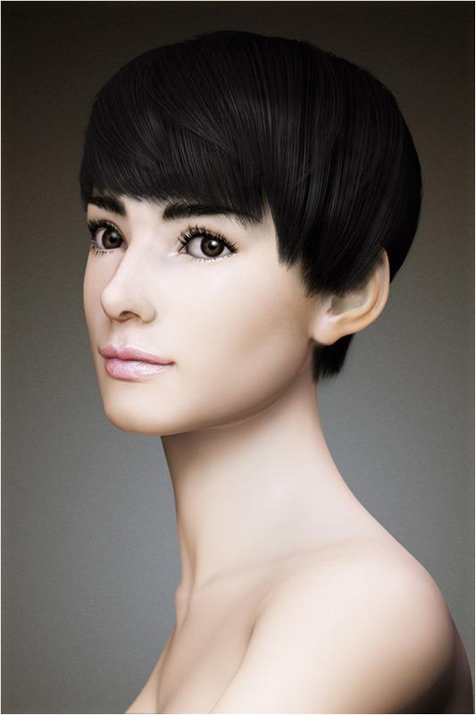 Peng Zhao - Short Hair