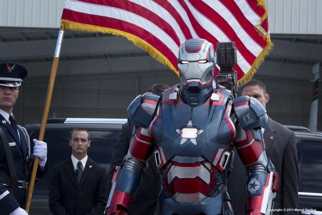 Iron Man 3 - suit