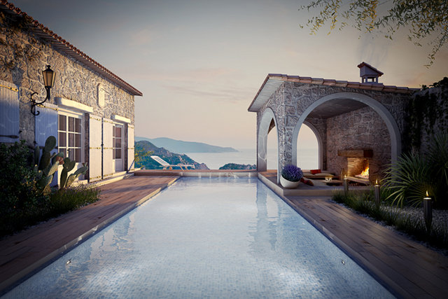 Architecture - 3D Station