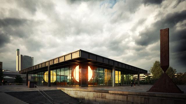 The Museum, par Bertrand Benoit