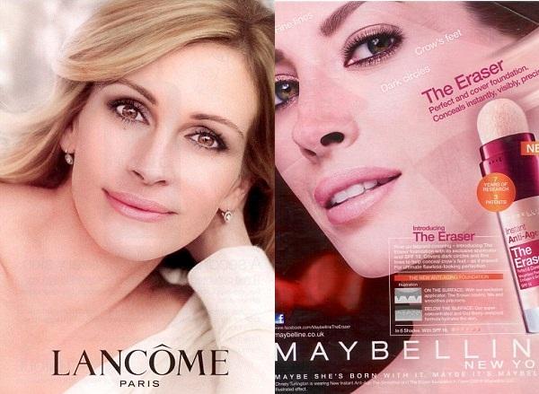Lancome - Maybeline