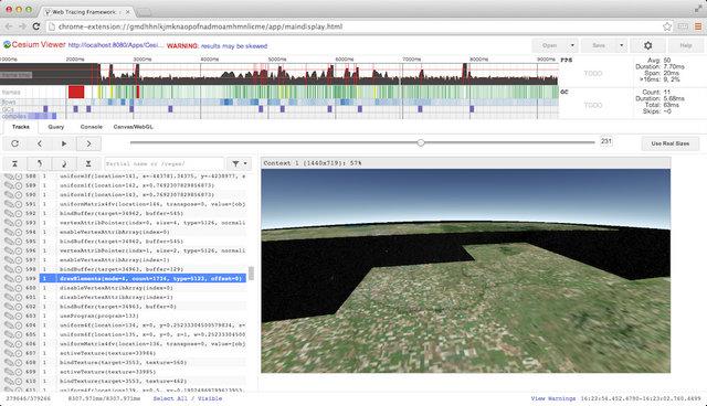 Profiling WebGL