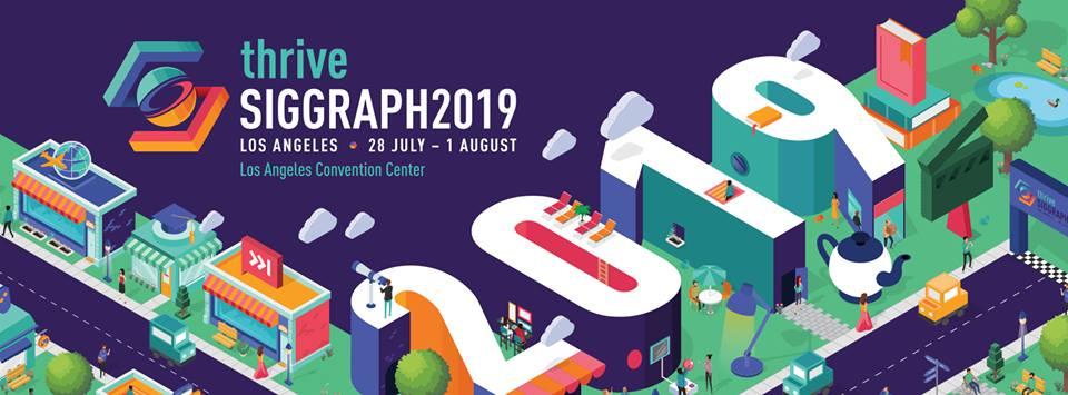 SIGGRAPH 2019