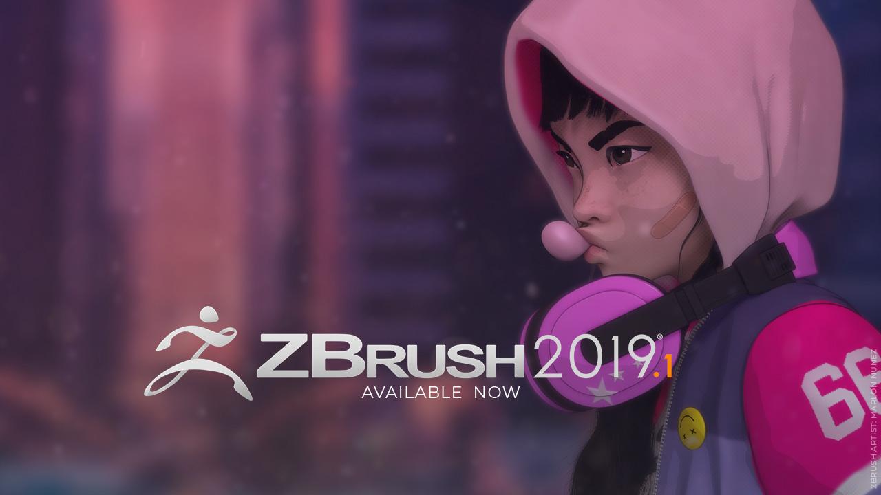 ZBrush 2019.1