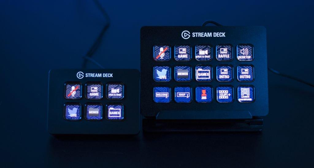 elgato stream deck en test   un petit clavier