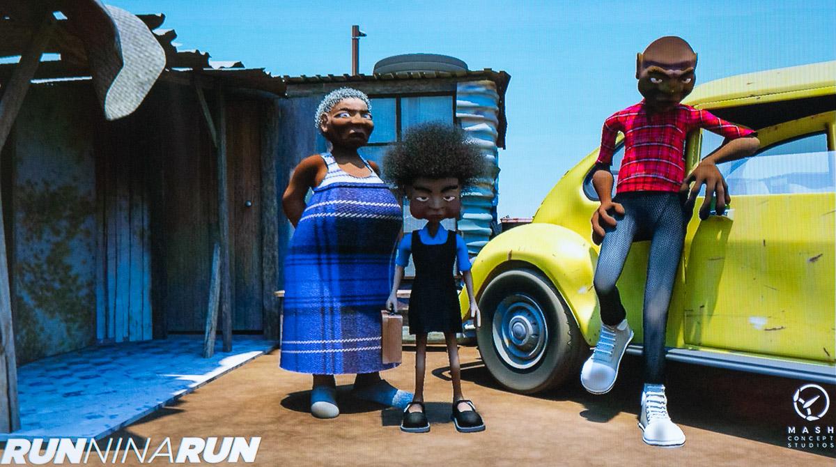 Run, Nina, Run