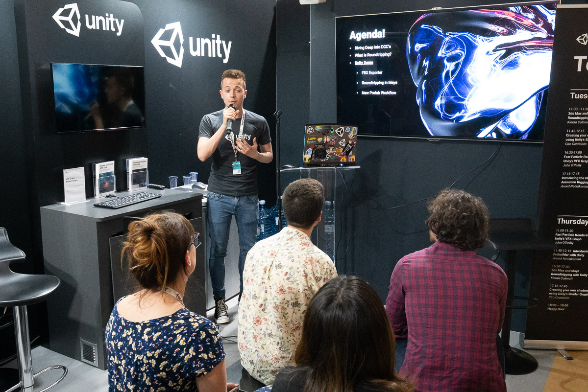 Unity Annecy 2019