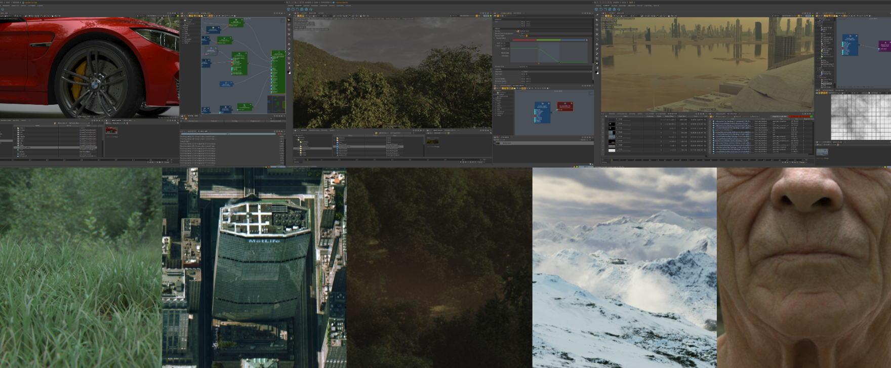 Proteus VFX