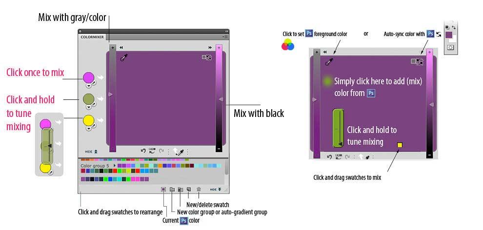 Mixcolors