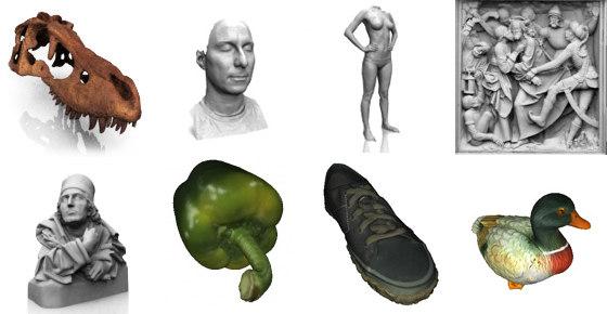 Scans 3D Artec