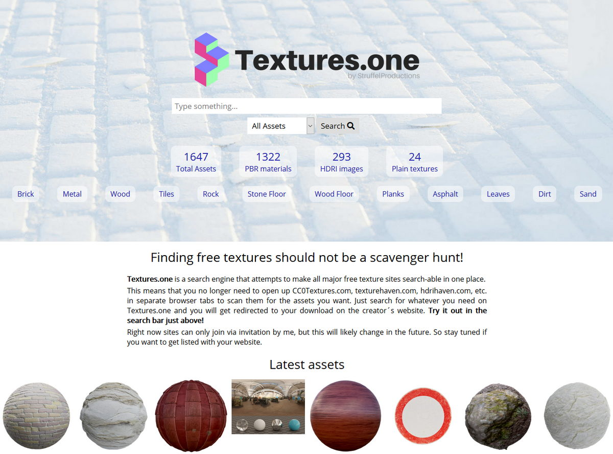 Textures.one