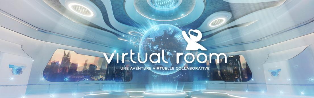 Monsieur K Lance Virtual Room Sa Salle De Realite Virtuelle 3dvf