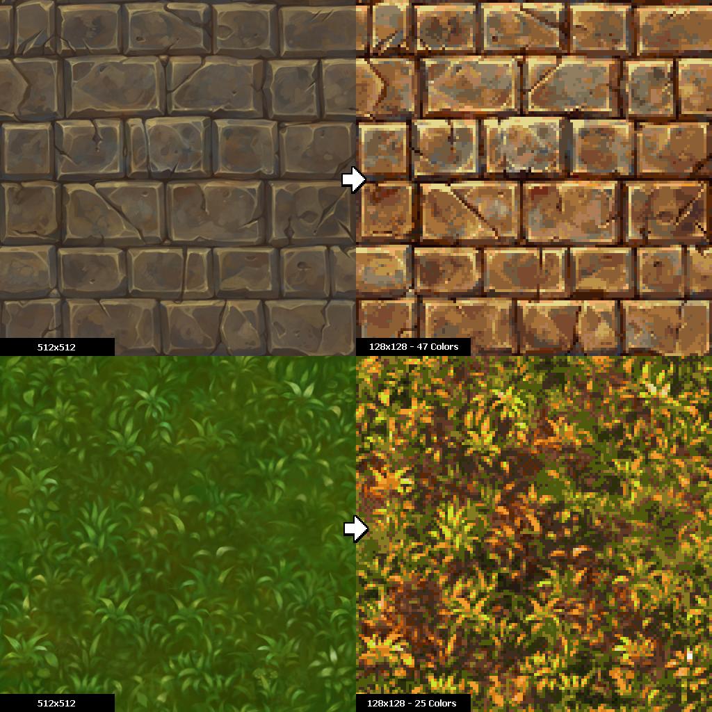 Pixatool Un Logiciel Pour Convertir Vos Visuels En Pixel